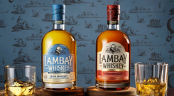 Made to measure: Lambay Island Whiskeys