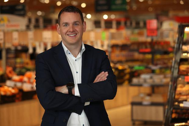 Expansion: Lidl Ireland's managing director JP Scally