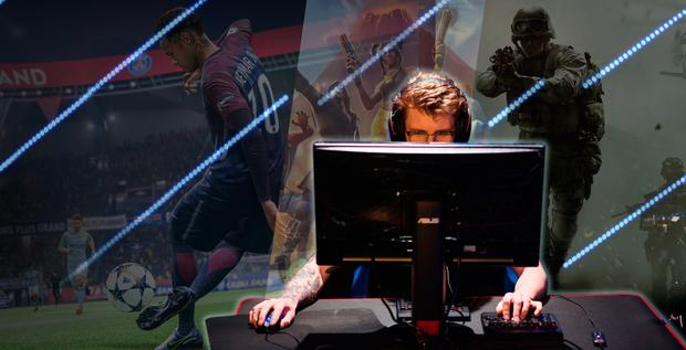 From Fortnite to football gaming franchises like Fifa, brands and investors are starting to realise the potential opportunities that eSports offers to connect with new audiences and a young generation of online players. Photo: Bloomberg