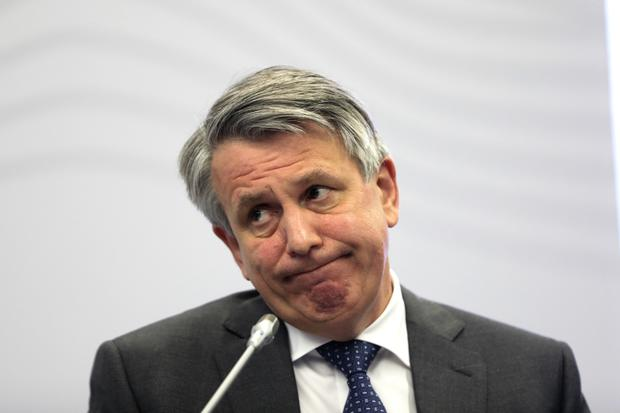 Headwinds: Shell CEO Ben van Beurden said the firm had faced tough economic conditions. Photo: Bloomberg