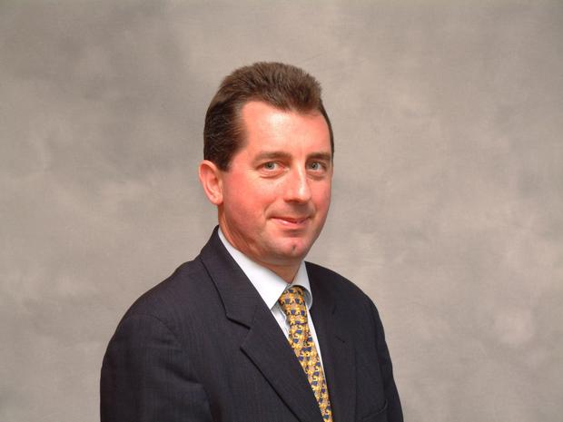 Strong growth: Oliver Mangan, chief economist at lender AIB