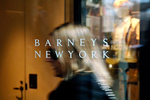 Retail woes: Barneys is the latest chain to face problems. Photo: Bloomberg