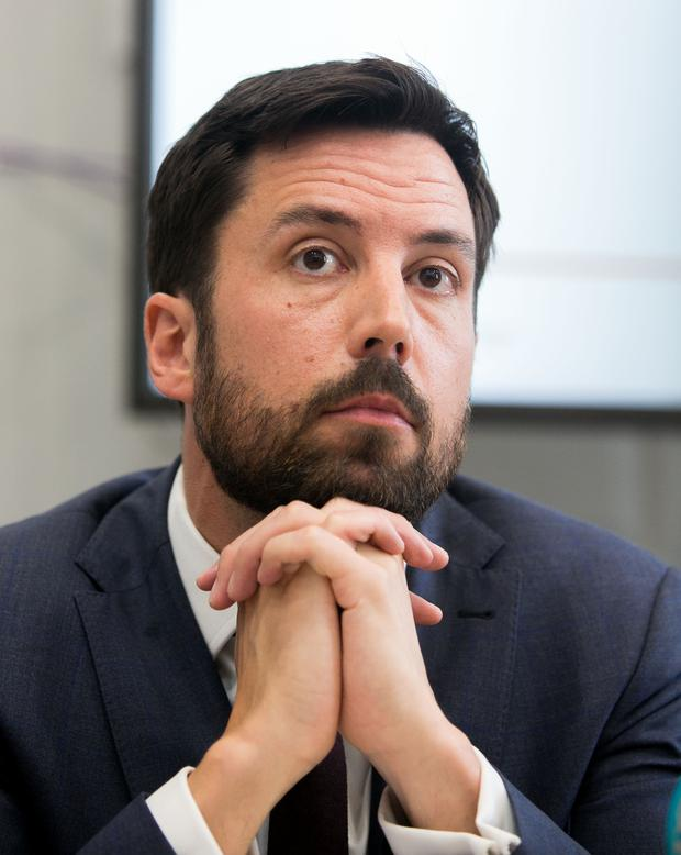Eoghan Murphy introduced the system in 2017. Photo: Collins