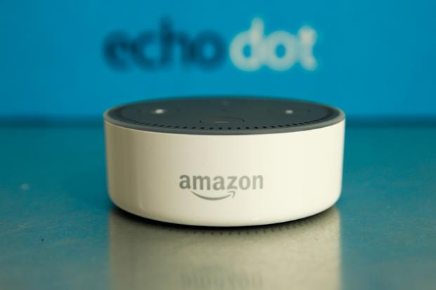The Chinese factory makes the Echo Dot. Photo: Bloomberg