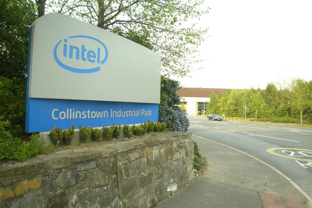 Dispute: Intel's plans to expand its Leixlip operations face an appeal from a local farmer