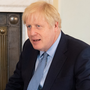 British PM Boris Johnson. Photo: Reuters