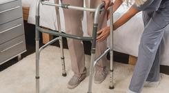 Fair Deal is the State system which bridges the funding gap between an individual's contribution to their own care and the actual cost of a bed in a nursing home (stock photo)