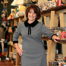 Marian O'Gorman, CEO of Kilkenny Group, at its flagship store on Nassau Street, Dublin. Photo: Frank McGrath