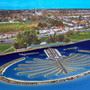 Grand designs: How a Dubai-style reclaimed land development might look off the coast of Clontarf