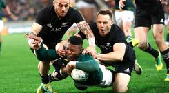 RugbyPass have sold the Dublin-based business to Sky TV in New Zealand for a chunky €36m. Photo: Getty