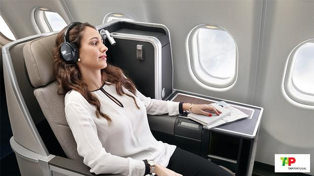 Luxury: Thompson Aero makes business class seats for airlines
