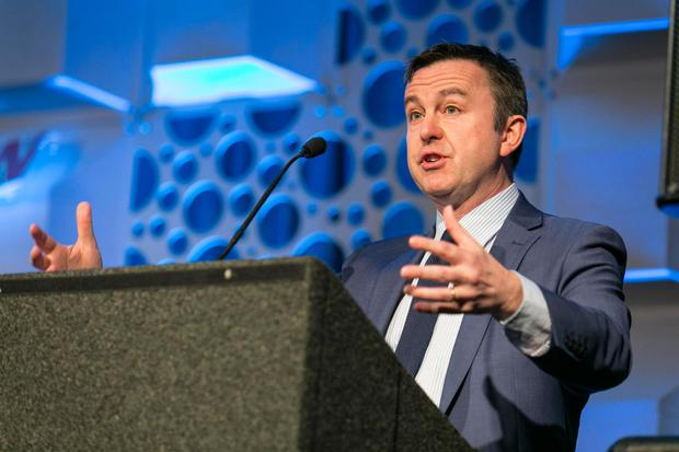 Brian Hayes, CEO of the Banking & Payments Federation Ireland Photo: Paul Sherwood Photography