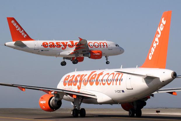 EasyJet currently has a market capitalisation of £3.76bn (€4.2bn) Stock image