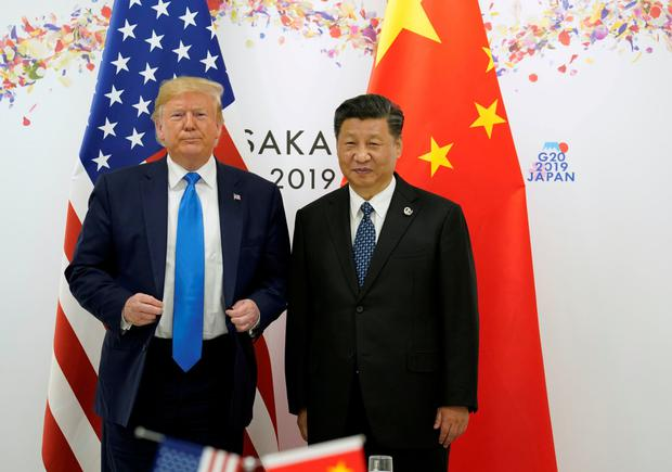 Stalemate: Removal of cap is seen as a gesture while US president Trump and Chinese premiere Xi fail to resolve trade war