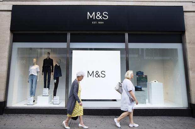 Perception is a challenge that must be overcome by the veteran British retailer. Photo: Bloomberg