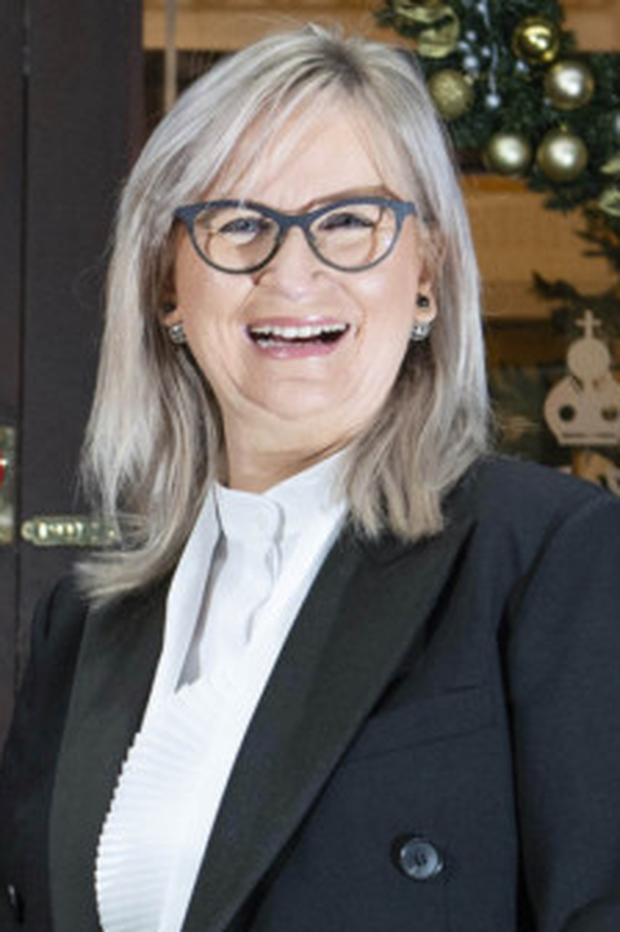 RTÉ director-general Dee Forbes