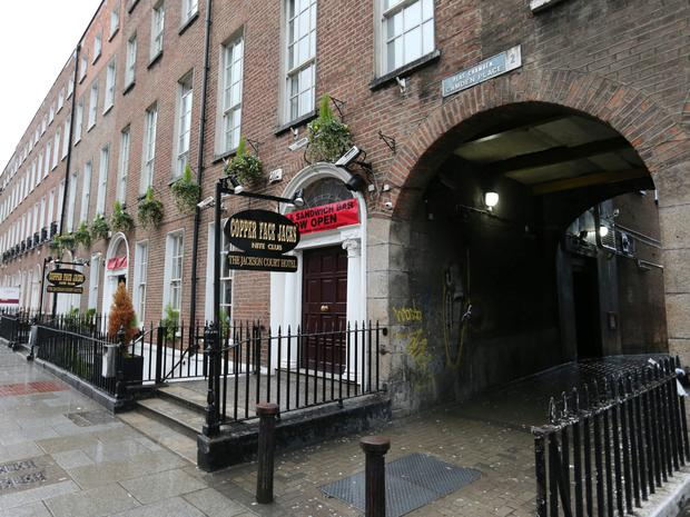 Bar and nightclub owner Colin Dolan is leading the bid to acquire Dublin's iconic Copper Face Jack's pub, the Sunday Independent understands.