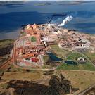Plant: The Aughinish Alumina facility in Co Limerick