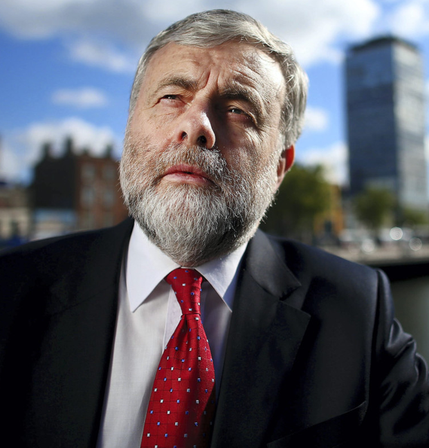 Jack O'Connor has stepped down as a Labour general election candidate Photo: Gerry Mooney