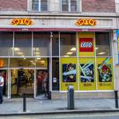 Lego sales have played a part in Smyths' record UK sales. Photo: doug.ie