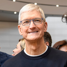 Case: Apple CEO Tim Cook rebuts the company's €13bn tax liability. Photo: Bloomberg