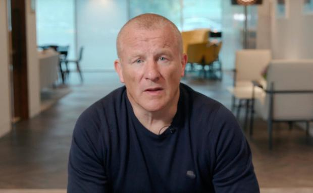 Stake: Fund manager Neil Woodford