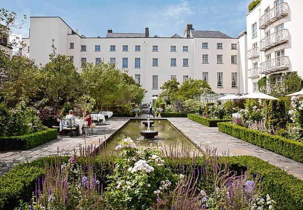 Boost: The Merrion Hotel achieved record revenues