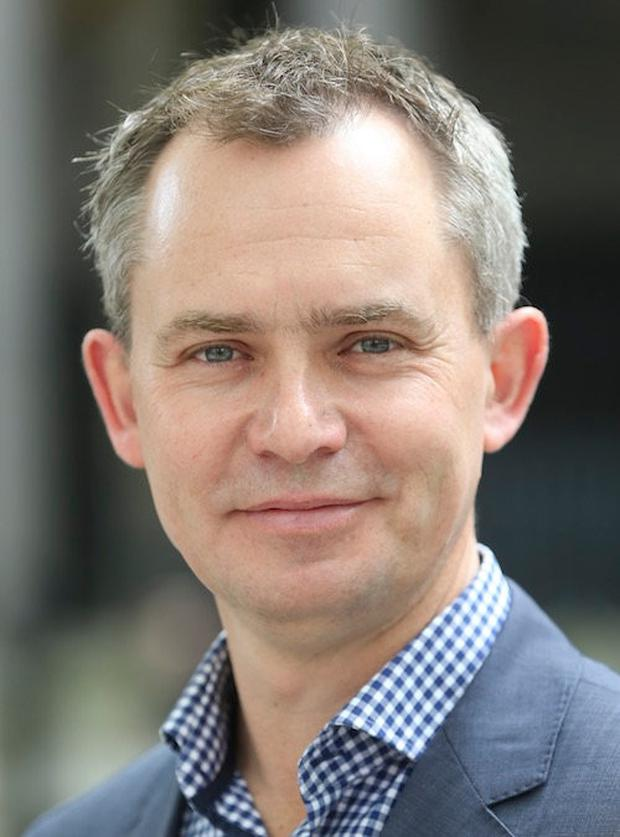 Soapbox's chief operating officer Martyn Farrows