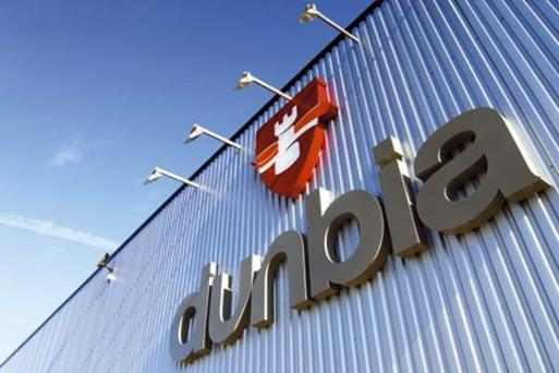 Upbeat: Sales have passed the £1bn mark at meat group Dunbia