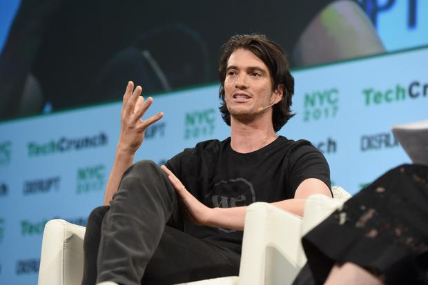 Side bet: WeWork co-founder Adam Neumann is among Selina's prominent backers. The firm provides travellers with co-working spaces, accommodation and leisure