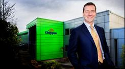 Gene Murtagh, CEO of Kingspan