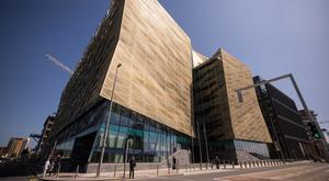 The Central Bank of Ireland. Photo: Bloomberg