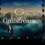 New design: Gulfstream president Mark Burns speaks at the unveiling event for the G700 private jet