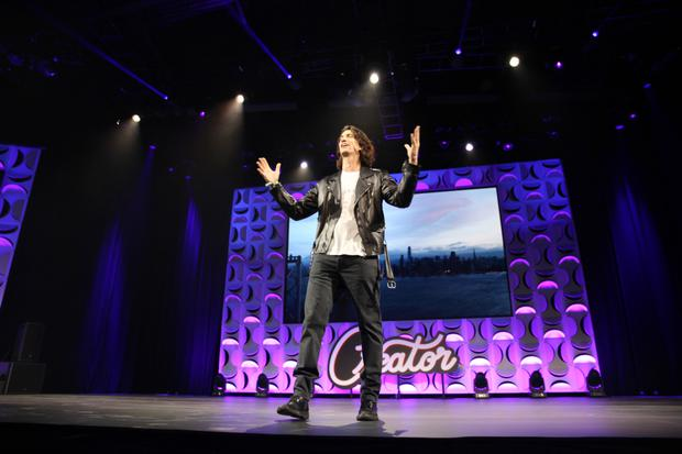 WeWork cofounder Adam Neumann, who is set to walk away with as much as $1.2bn.