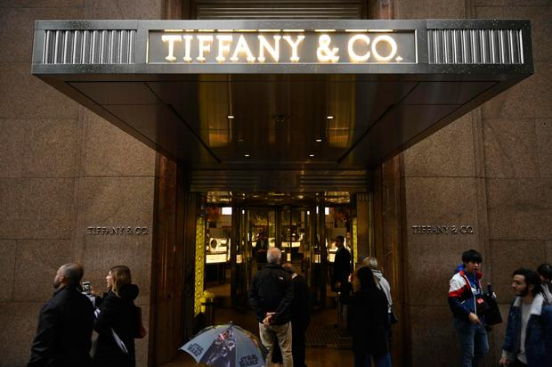 Offer: The bid by LVMH's Bernard Arnault for Tiffany & Co would be the CEO's biggest ever takeover