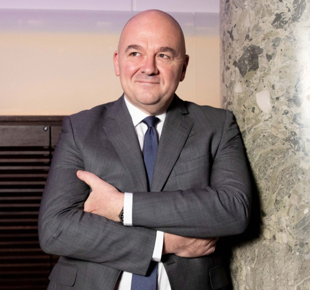 Stephane Boujnah, CEO and chairman of Euronext. Photo: Bloomberg