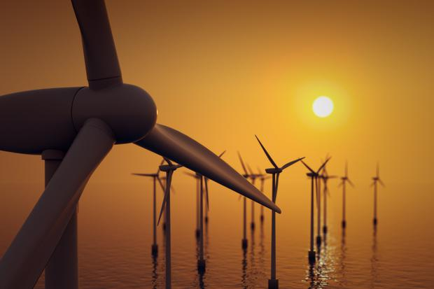 Irish renewable energy company DP Energy has started the process of developing its first offshore wind farm off the coast of Cork, which could involve an investment worth an estimated €1.76bn. Stock photo