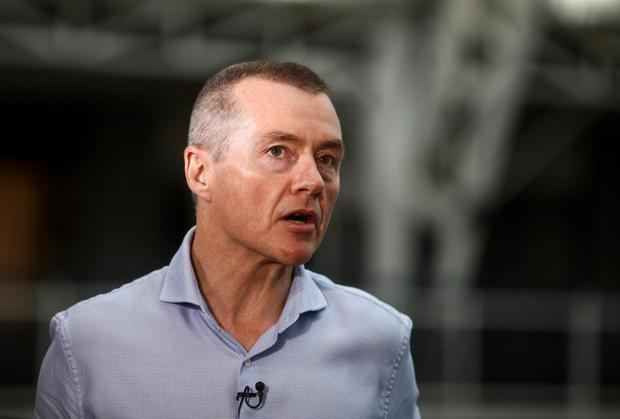 Stepping down: Willie Walsh intends to retire before his 60th birthday