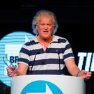 Attacked shareholders: Tim Martin has been chairman of JD Wetherspoon for almost four decades