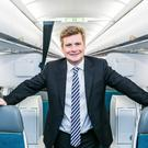 Headache for Aer Lingus CEO Sean Doyle