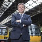 Jim Meade, chief executive of Irish Rail. Photo: Arthur Carron