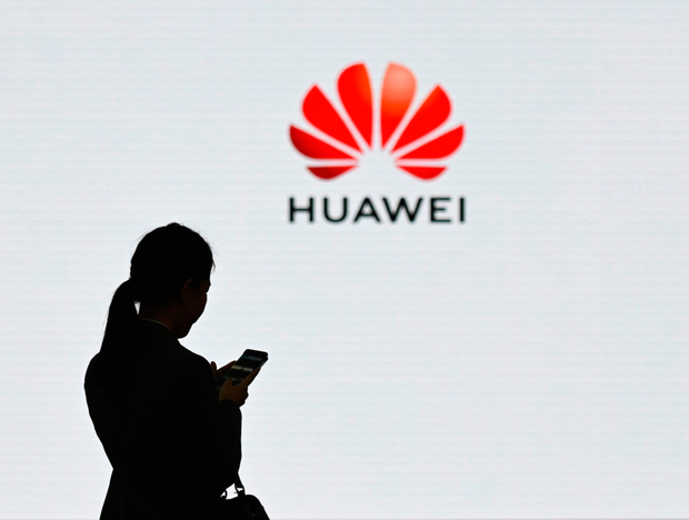 Huawei Technologies is suing critics in France who alleged it has ties to the Chinese state (stock photo)