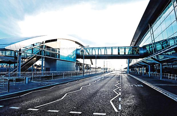 Revamp: The DAA has a range of major projects planned for Dublin Airport