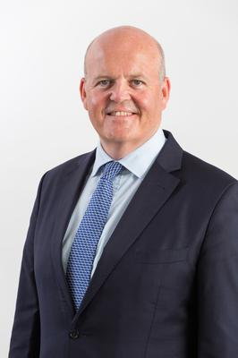 Colin Hunt, CEO of AIB