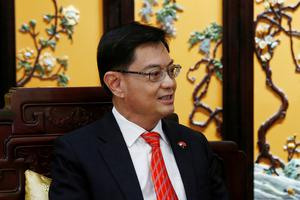 Action: Finance minister Heng Swee Keat has pledged support