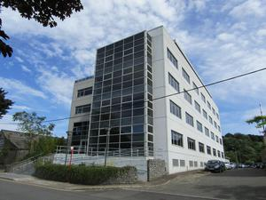 The Cleve Quarter building is located just 1.5km east of Cork city centre
