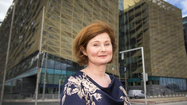Derville Rowland is the Central Bank's Director                   General, Financial Conduct. Photo: Colin O'Riordan