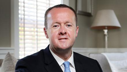 Transform: Alan Walsh moved from CFO to CEO of One51 when Philip Lynch departed