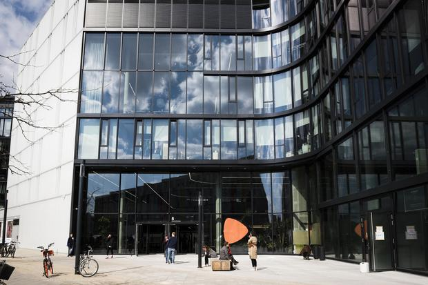 Zalando's offices in Berlin are home to a multinational ecommerce retail giant selling in 17 markets