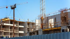 The CSO said 65pc of firms in the construction sector expressed worries about rising costs